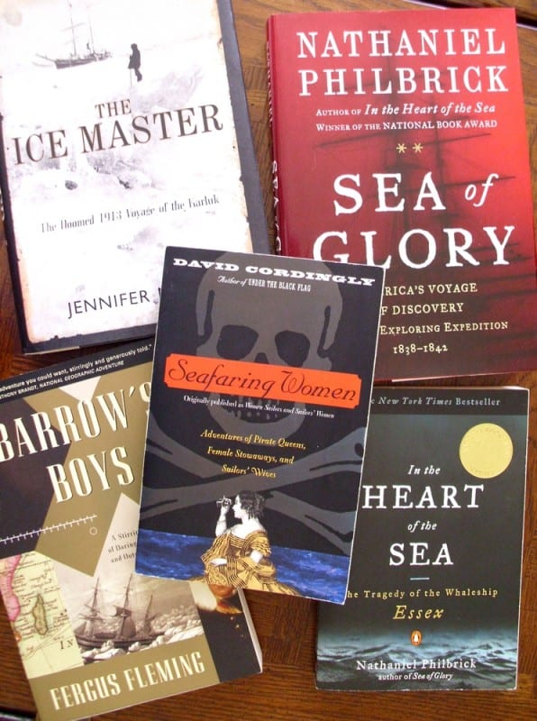 sea faring books