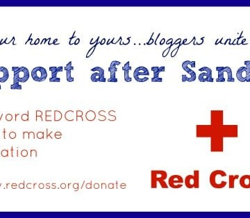 how to donate to superstorm sandy information