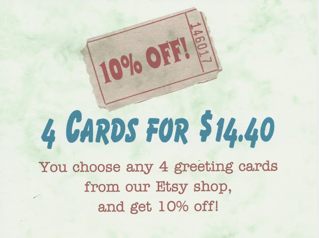cyber monday etsy handmade cards pet scribbles