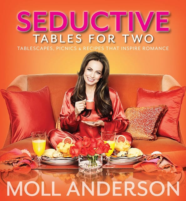 Moll Anderson's book Seductive Tables for Two