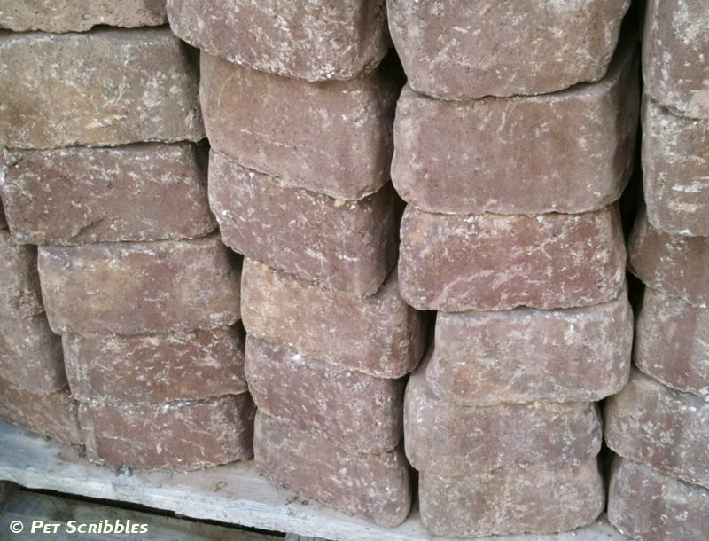 Lowe's Autumn Blend Retaining Wall Block