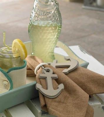 DIY Nautical Napkin Rings | Joann.com