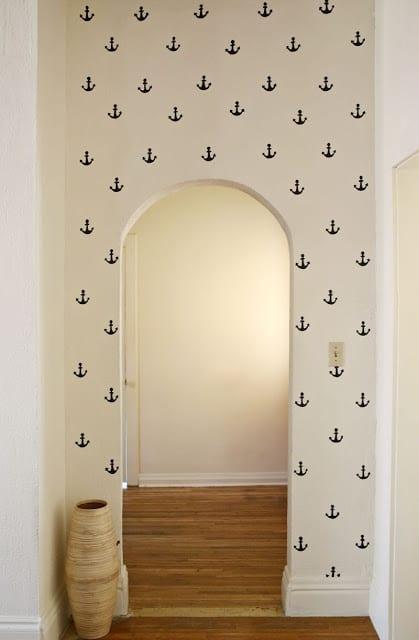 Nautical Anchor Decor 10 Easy Diys Pet Scribbles