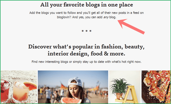 Bloglovin' - a Google Reader alternative!