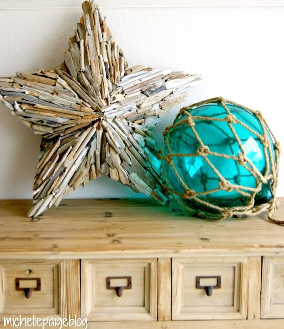 Make Your Own Driftwood Star Easily! | Michelle Paige