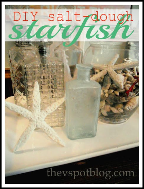 DIY Salt-Dough Starfish | The V Spot