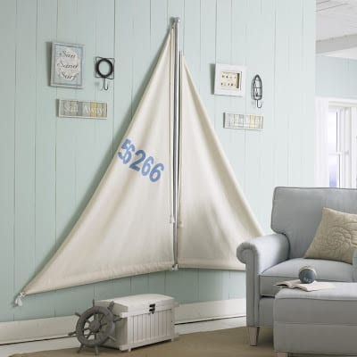 Set Sail Room Decor DIY | Jo-Ann Fabric and Craft Store