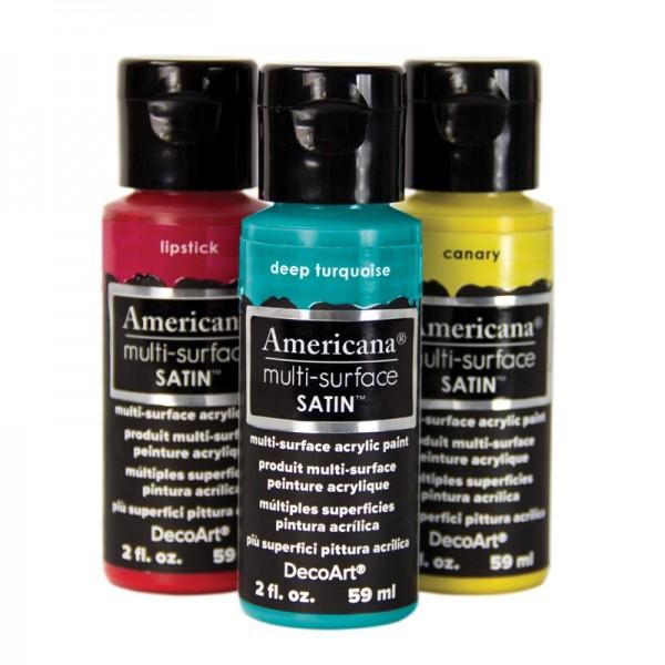 Americana Multi-Surface Satin - from DecoArt
