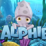 Alphie the Squid game review and giveaway: Do some underwater exploration!