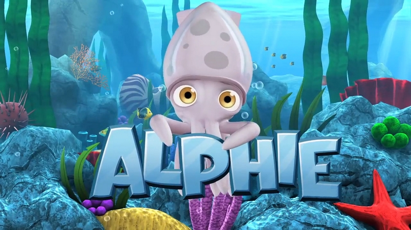 Alphie the Squid iPhone Game Review