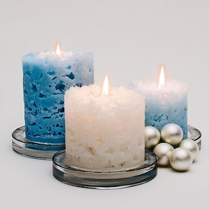 Make Your Own Ice Candles | Spoonful.com
