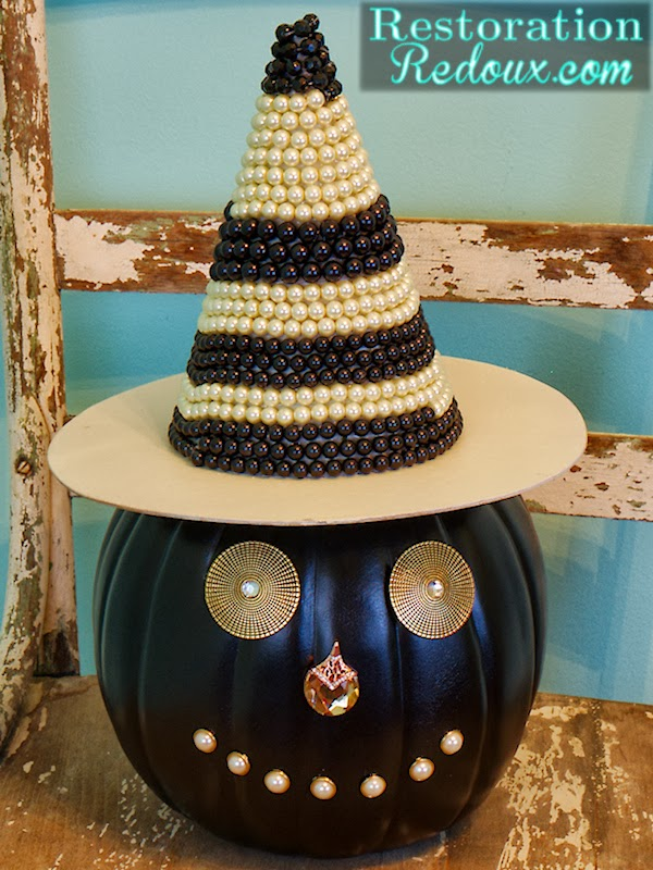Jack O Lantern DIY Pumpkin
