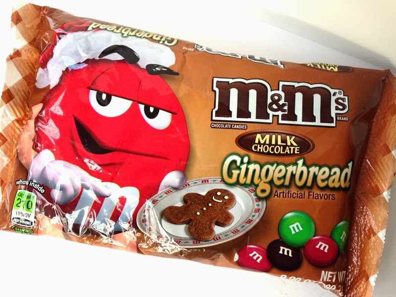 Gingerbread M&Ms #shop