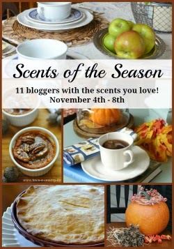 Scents of the Season: 11 bloggers share recipes and DIYs with the scents you love!