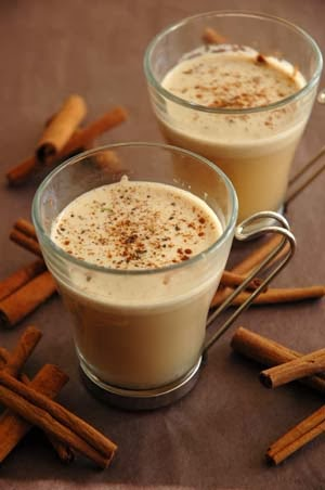 Hot Buttered Rum Drink Recipe from BeyondWonderful.com