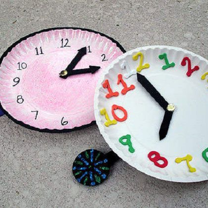 DIY New Year's Countdown Clock for Kids by Amanda Formaro for Spoonful.com