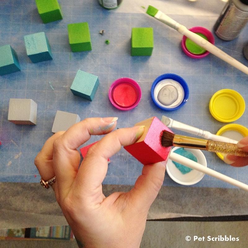 Christmas Craft: Miniature Christmas Presents DIY