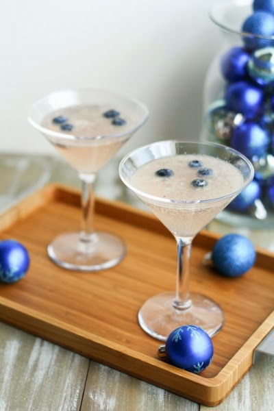 Frost Bite Mocktail Recipe by The Little Kitchen