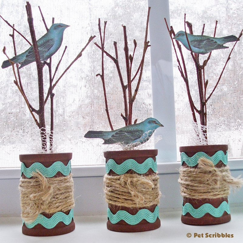 Spool Craft from Pet Scribbles