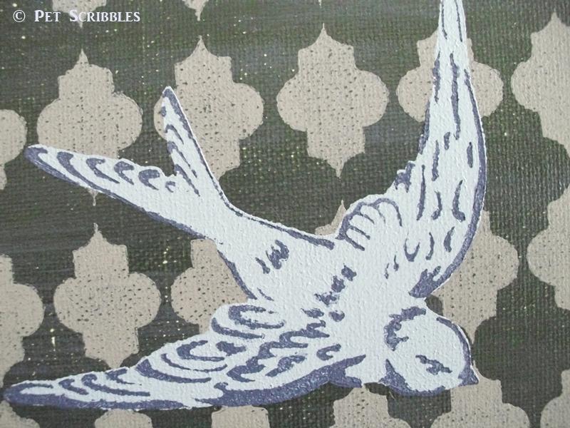 Ed Roth Stencil1 Swallow Laser Stencils