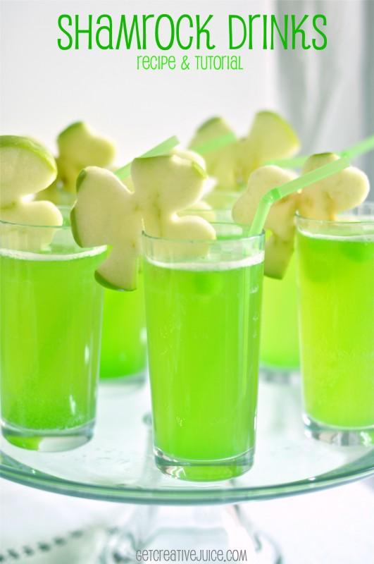 Shamrock Juice | Creative Juice
