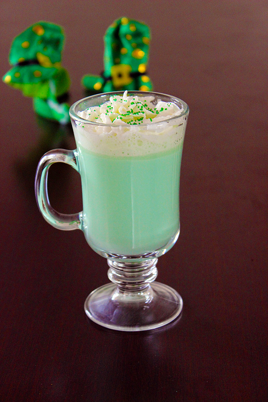 Shamrock Hot Cocoa | We Made That