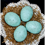 Speckled Bird Eggs Tutorial