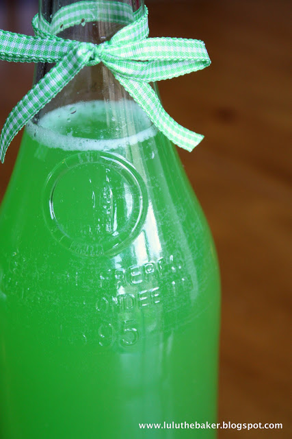 St. Patty's Day Punch | Lulu the Baker