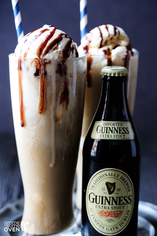 Guinness Floats | Gimme Some Oven