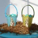 My Easter Basket Peat Pots Tutorial via Parade Magazine!