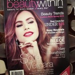 My new favorite beauty magazine – and I'm NOT being paid to say this!