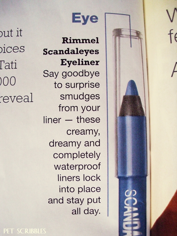 Want to try this new waterproof eyeliner from Rimmel London!