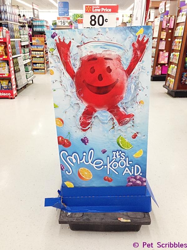 The Kool-Aid Man - oh he brings back memories! #KoolOff  #shop