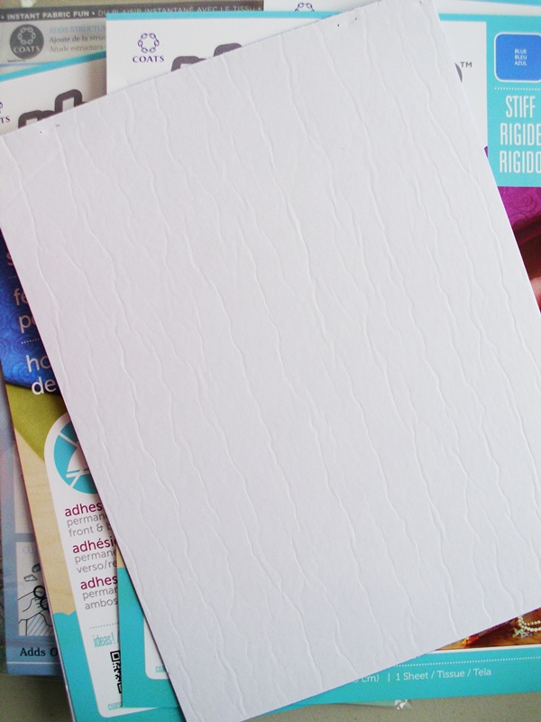 Phoomph for Fabric - fabric bonding sheets that make crafting with fabric easy!