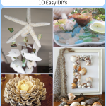 Seashell Decor: 10 Easy DIYs