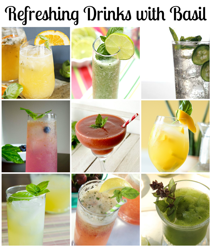 Basil Drinks: 10 Refreshing Recipes!