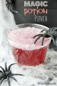 Magic Potion Punch (non-alcoholic) | Bitz & Giggles