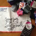 Socks for Sandy FAQ