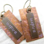 Do You Ear What I Ear? My Etsy Handmade Earrings Addiction: Copper!