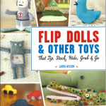 Flip Dolls and Other Toys: Book Review and Giveaway