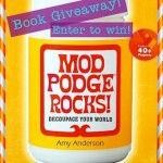 Mod Podge Rocks! Book Review & Giveaway, courtesy of Lark Crafts