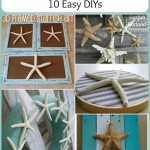 Starfish Decorations: 10 Easy DIYs