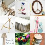 Rustic Twig Decor: 18 Easy DIYs