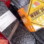 Socks for Sandy Twitter and Blog Info