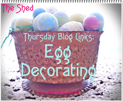 Egg Decorating Roundup