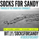 Socks for Sandy: Helping Sandy's Victims