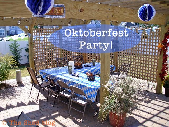 Oktoberfest Party DIY
