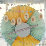 Springtime Paper Crafts with Dear Lizzy 5th and Frolic