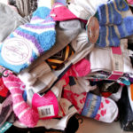 Socks for Sandy Twitter and Blog Info