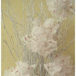 Valentine Dryer Sheet Flowers DIY